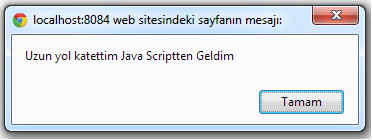 JSP Javascript
